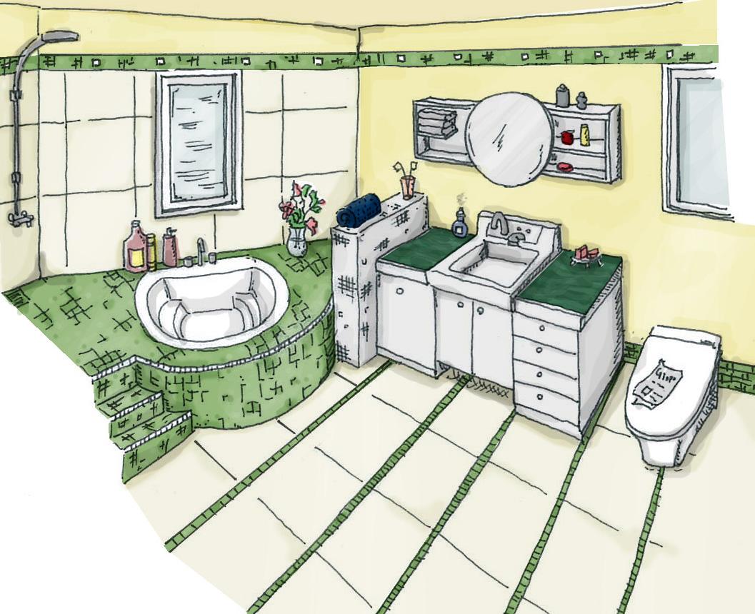 バスルーム-000