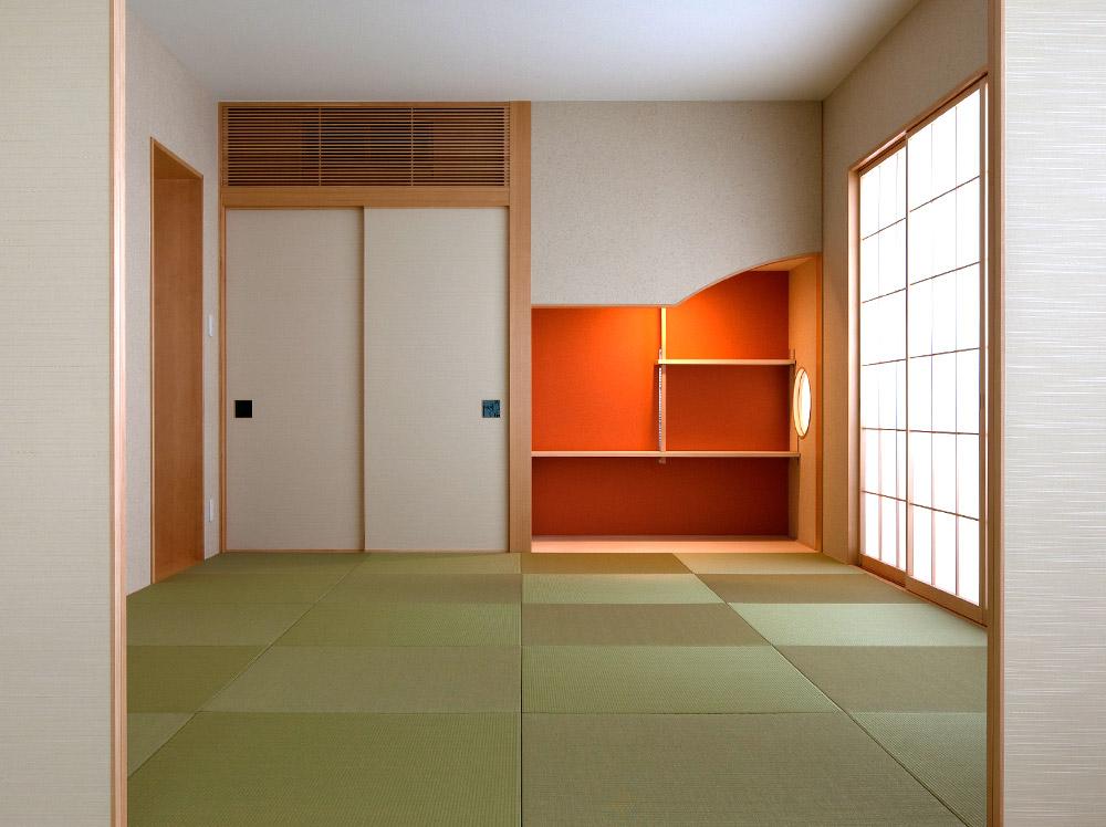 兵庫県・N邸和室