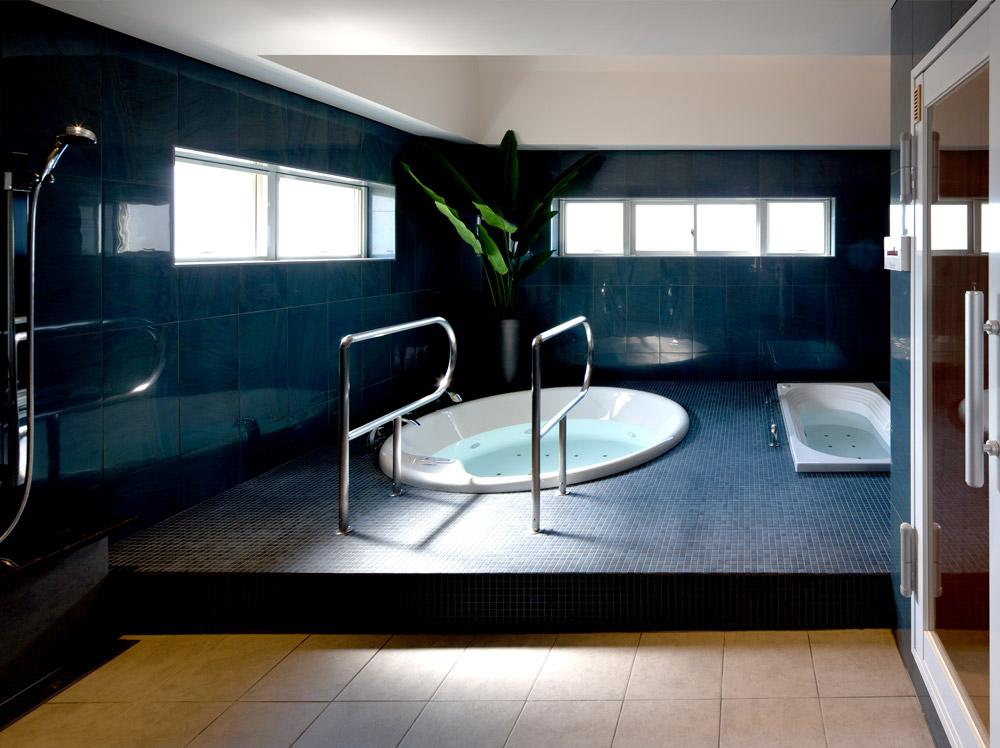 兵庫県・N邸バスルーム