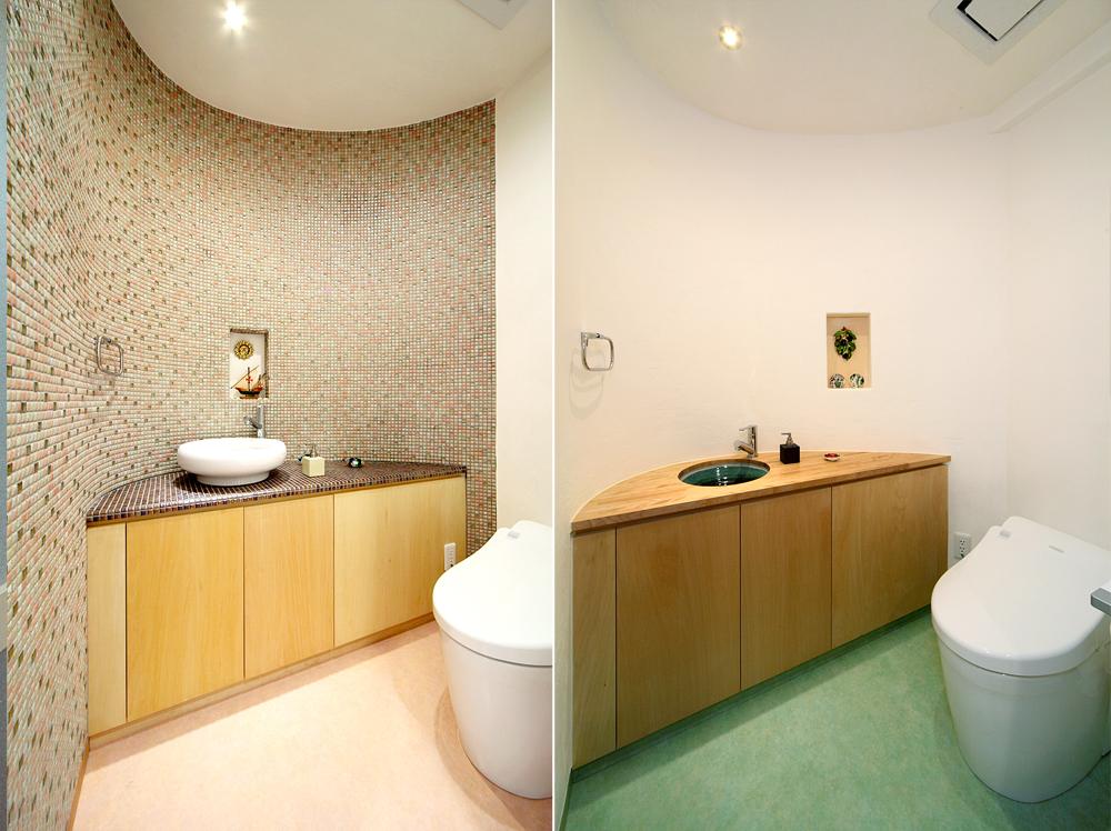 三重県志摩市・S邸トイレ