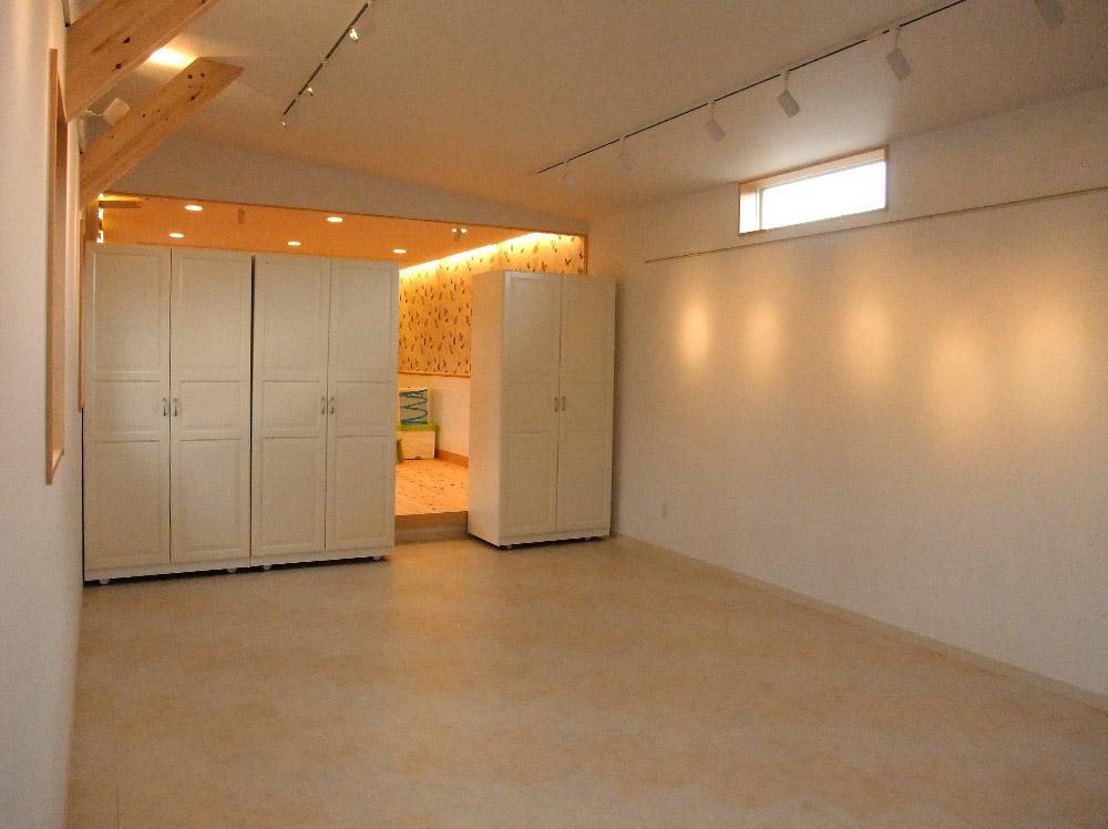 兵庫県姫路市・山吹モデルハウス倉庫