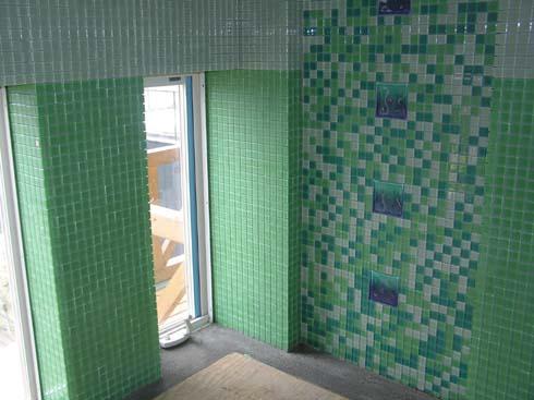 西宮市・T邸新築工事: 浴室