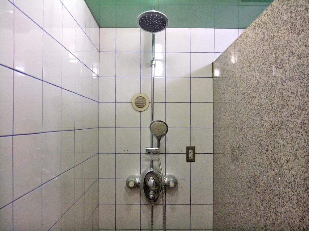 神戸市北野町J邸シャワー器具
