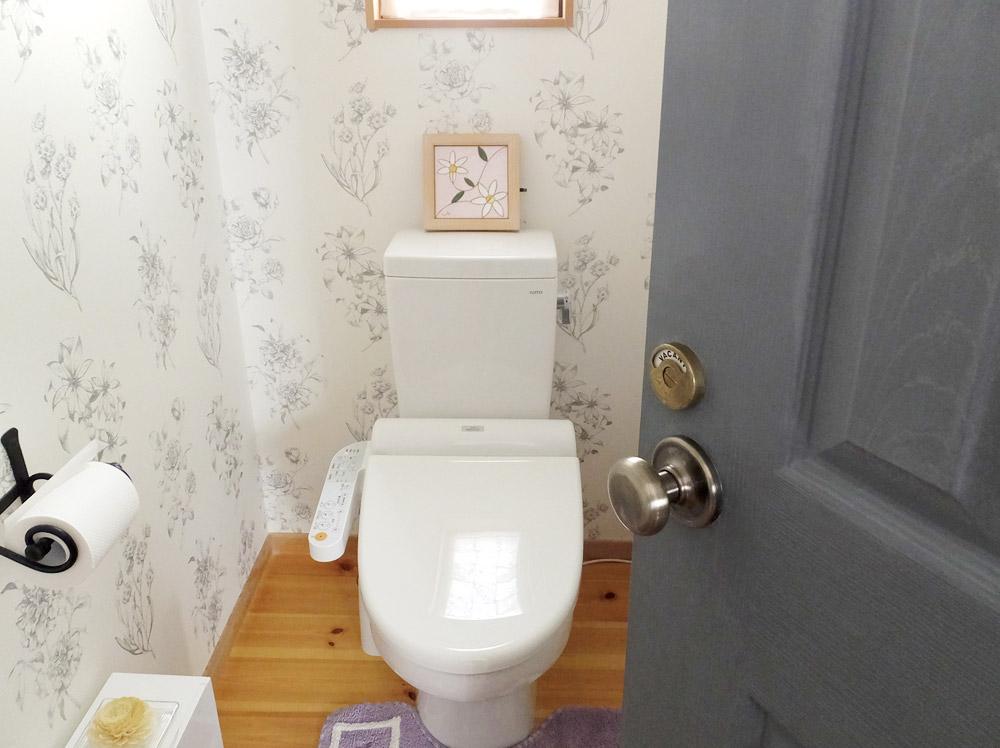 兵庫県神戸市・O邸トイレ