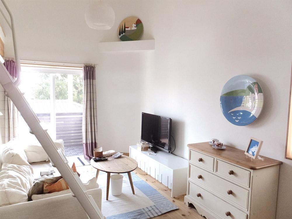 兵庫県神戸市・O邸リビングルーム