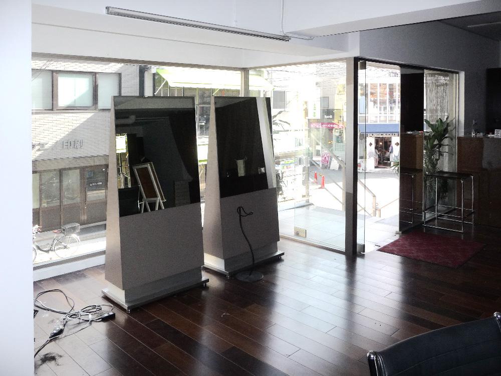 神戸トアウェスト美容室改装