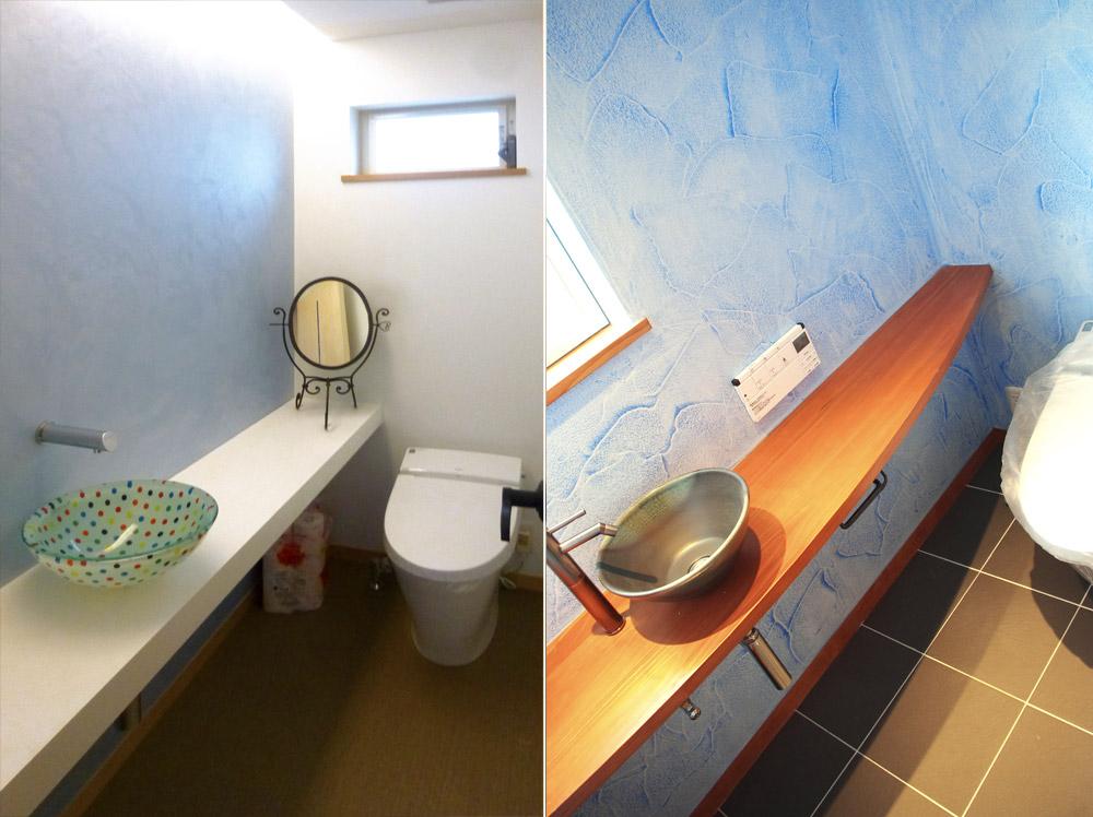 兵庫県南あわじ市・F邸トイレ