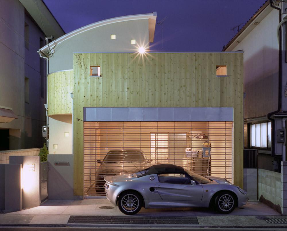 兵庫県神戸市・K邸外観